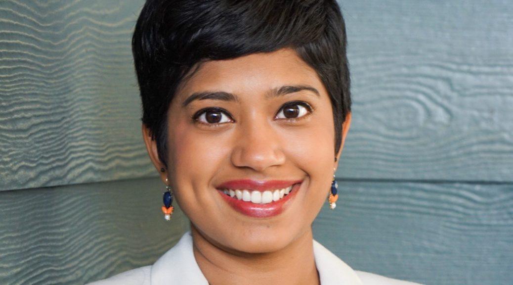 A Photo of Sree Pattabiraman